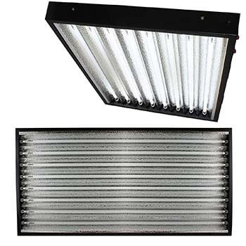 Apollo Horticulture T5 4 Feet 8 Tube Commercial Fixture