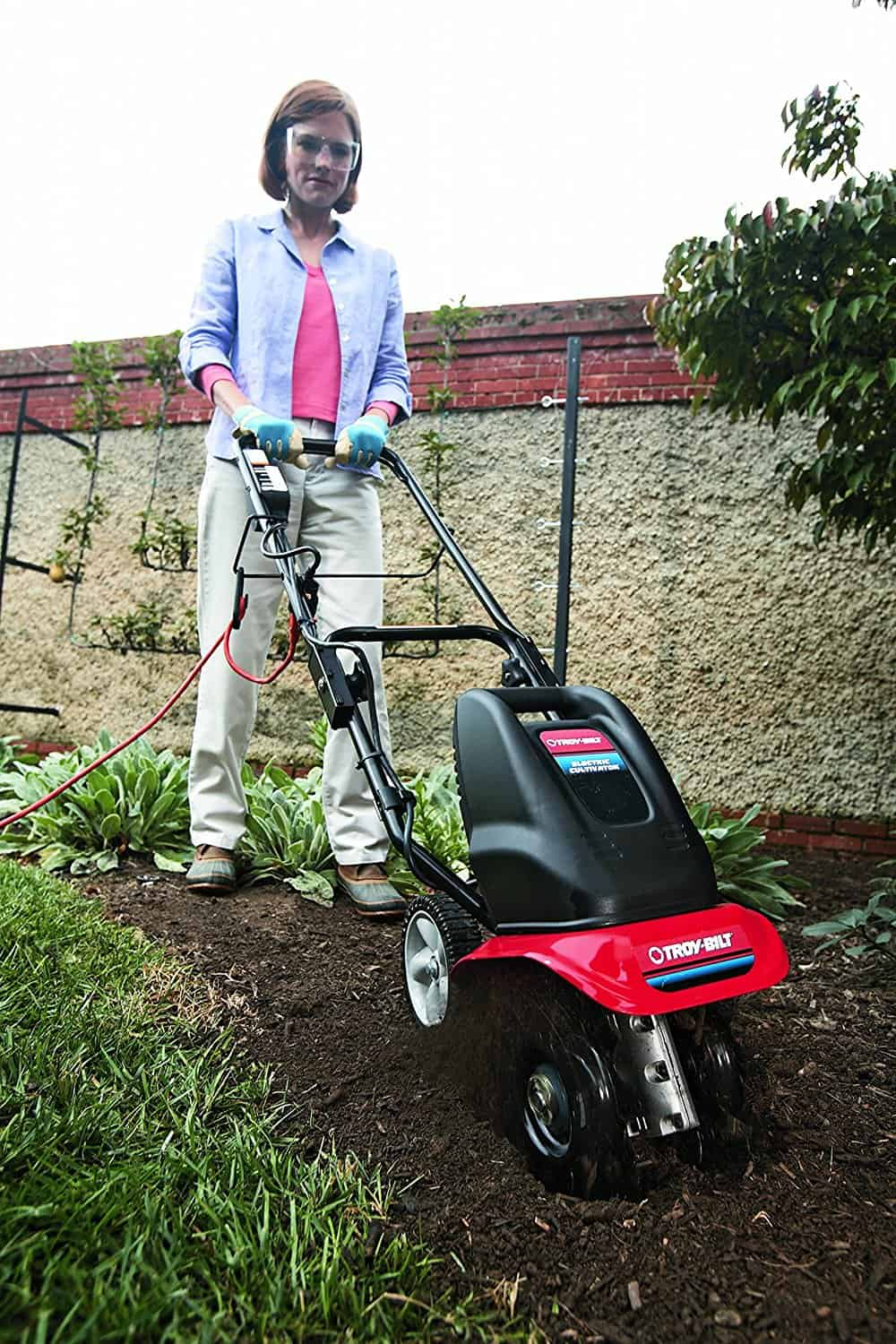 Best Garden Tiller Reviews 2017 Guide