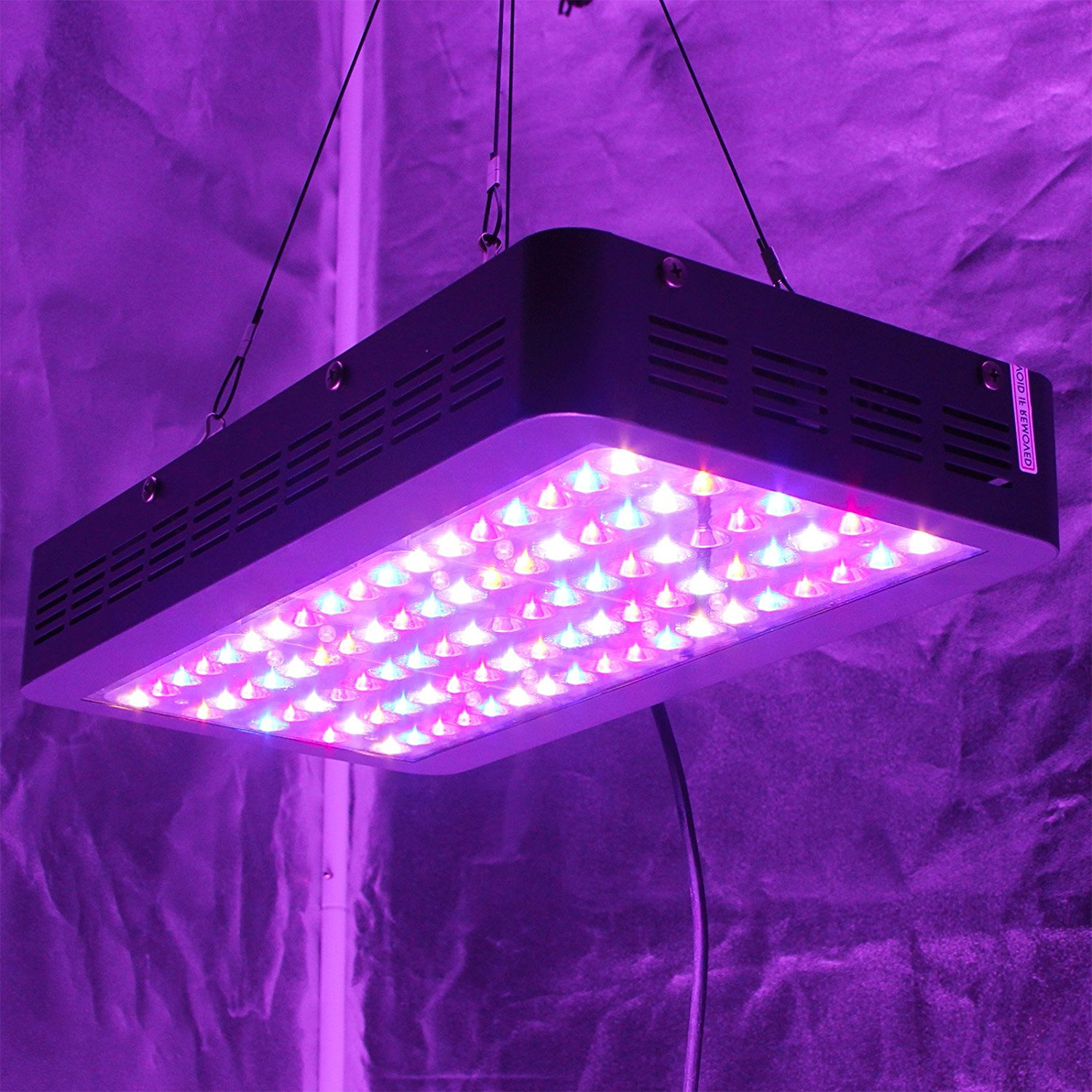 Led Lights In Series: ViparSpectra Reflector-Series 450W LED Grow Light