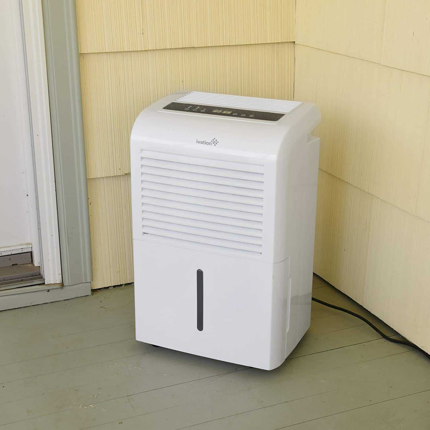 Ivation 70 pint energy star dehumidifier top rated deck stain 2019