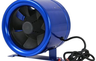 Top Inline Fans Choice for Cannabis Growers